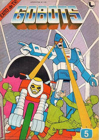 Cover Thumbnail for Gobots (Ledafilms SA, 1987 ? series) #5