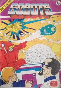 Cover Thumbnail for Gobots (Ledafilms SA, 1987 ? series) #11