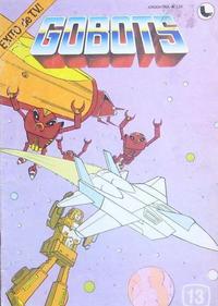 Cover Thumbnail for Gobots (Ledafilms SA, 1987 ? series) #13