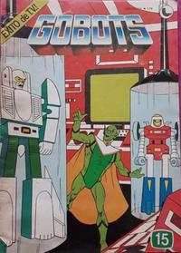 Cover Thumbnail for Gobots (Ledafilms SA, 1987 ? series) #15