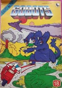 Cover Thumbnail for Gobots (Ledafilms SA, 1987 ? series) #18
