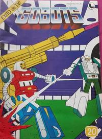 Cover Thumbnail for Gobots (Ledafilms SA, 1987 ? series) #20