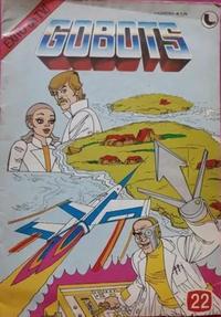 Cover for Gobots (Ledafilms SA, 1987 ? series) #22