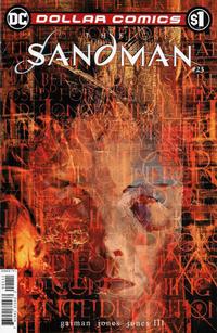 Cover Thumbnail for Dollar Comics: The Sandman 23 (DC, 2021 series)