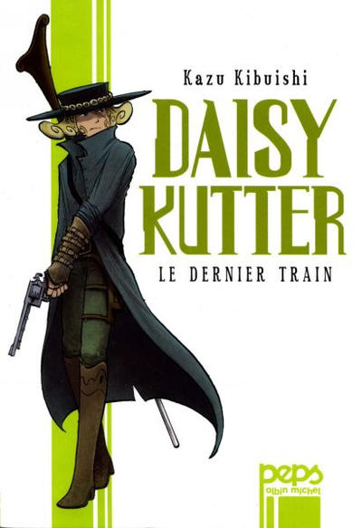 Cover for Daisy Kutter (Albin Michel, 2006 series)