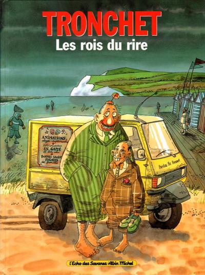Cover for Les rois du rire (Albin Michel, 1996 series)