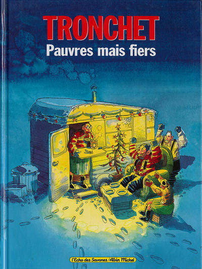 Cover for Pauvres mais fiers (Albin Michel, 2000 series)