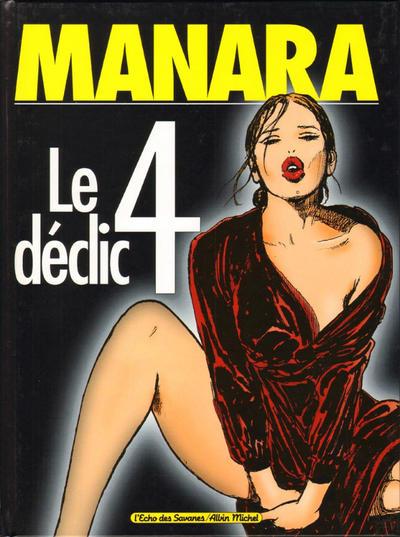 Cover for Le Déclic (Albin Michel, 1984 series) #4