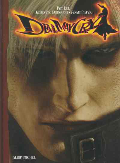 Cover for Devil May Cry (Albin Michel, 2005 series)
