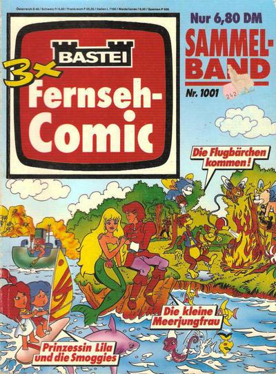 Cover for Bastei Fernseh-Comic Sammelband (Bastei Verlag, 1994 ? series) #1001