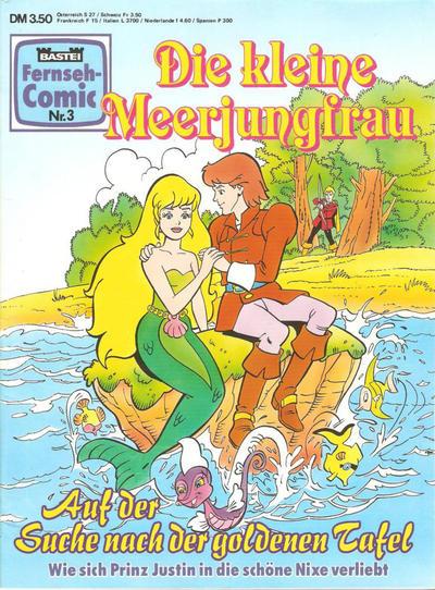 Cover for Bastei Fernseh-Comic (Bastei Verlag, 1992 series) #3