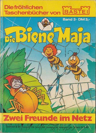 Cover for Die Biene Maja (Bastei Verlag, 1980 series) #3