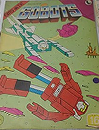 Cover for Gobots (Ledafilms SA, 1987 ? series) #16