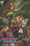 Cover Thumbnail for Harley Quinn & Poison Ivy (2019 series) #3 [Unknown Comics Ejikure Cover]