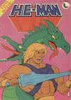 Cover for He-Man (Ledafilms SA, 1986 ? series) #1