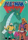 Cover for He-Man (Ledafilms SA, 1986 ? series) #3