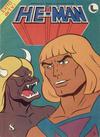 Cover for He-Man (Ledafilms SA, 1986 ? series) #8