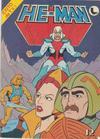 Cover for He-Man (Ledafilms SA, 1986 ? series) #12