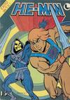 Cover for He-Man (Ledafilms SA, 1986 ? series) #13