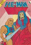 Cover for He-Man (Ledafilms SA, 1986 ? series) #15