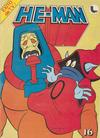 Cover for He-Man (Ledafilms SA, 1986 ? series) #16