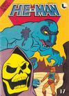 Cover for He-Man (Ledafilms SA, 1986 ? series) #17