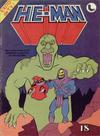 Cover for He-Man (Ledafilms SA, 1986 ? series) #18