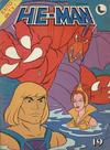 Cover for He-Man (Ledafilms SA, 1986 ? series) #19