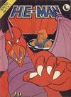 Cover for He-Man (Ledafilms SA, 1986 ? series) #20