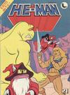 Cover for He-Man (Ledafilms SA, 1986 ? series) #21