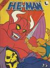 Cover for He-Man (Ledafilms SA, 1986 ? series) #23