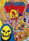 Cover for He-Man (Ledafilms SA, 1986 ? series) #25