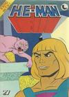 Cover for He-Man (Ledafilms SA, 1986 ? series) #27
