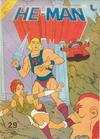 Cover for He-Man (Ledafilms SA, 1986 ? series) #29