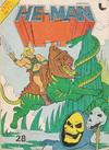 Cover for He-Man (Ledafilms SA, 1986 ? series) #28