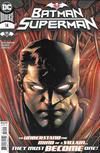Cover for Batman / Superman (DC, 2019 series) #14 [David Marquez Cover]