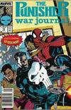 Cover Thumbnail for The Punisher War Journal (1988 series) #14 [Newsstand]