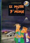 Cover for Les aventures de Kim (Albin Michel, 1996 series) #1 - Le maître du 7e monde