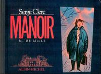 Cover Thumbnail for Manoir (Albin Michel, 1988 series)