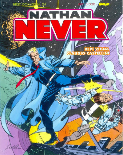 Cover for Best Comics (Comic Art, 1992 series) #24