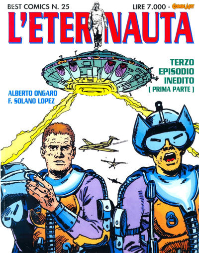 Cover for Best Comics (Comic Art, 1992 series) #25