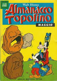 Cover Thumbnail for Almanacco Topolino (Arnoldo Mondadori Editore, 1957 series) #185