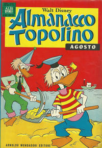 Cover Thumbnail for Almanacco Topolino (Arnoldo Mondadori Editore, 1957 series) #164
