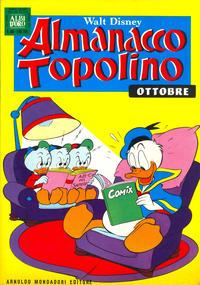 Cover Thumbnail for Almanacco Topolino (Arnoldo Mondadori Editore, 1957 series) #166