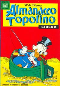 Cover Thumbnail for Almanacco Topolino (Arnoldo Mondadori Editore, 1957 series) #174