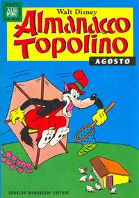 Cover Thumbnail for Almanacco Topolino (Arnoldo Mondadori Editore, 1957 series) #176