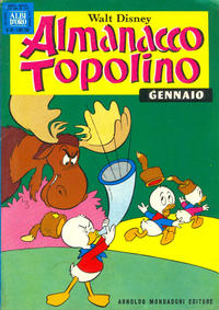 Cover Thumbnail for Almanacco Topolino (Arnoldo Mondadori Editore, 1957 series) #181