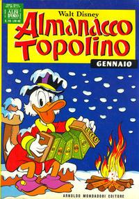 Cover Thumbnail for Almanacco Topolino (Arnoldo Mondadori Editore, 1957 series) #229