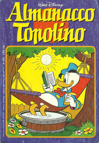 Cover Thumbnail for Almanacco Topolino (Arnoldo Mondadori Editore, 1957 series) #283