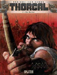 Cover Thumbnail for Thorgal (Splitter Verlag, 2011 series) #27 - Der Barbar